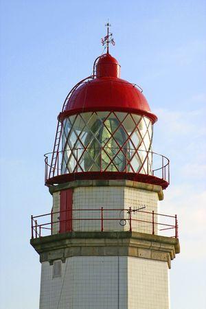 Alten Leuchtturm Schiffe an der Küste von Galicien, Spanien zu führen  Standard-Bild - 1797249