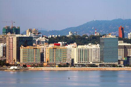 moderm: The moderm residential apartments in Macau city