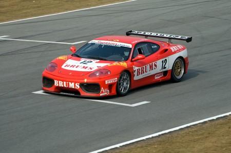 fast track: A1GP World Cup of Motorsport: Car Racing at Zhuhai, China