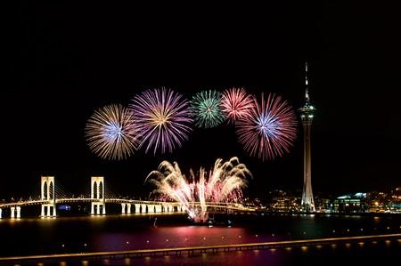 Macau International Fireworks Display Contest