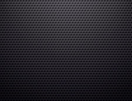 metal grid: Black metal grid pattern wallpaper