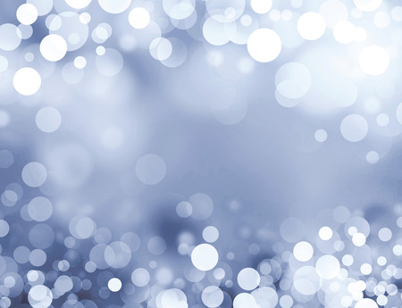 Shiny silver background in sparkles