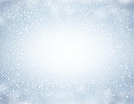 flocon de neige: Frozen texture de la glace avec de la poudre de neige Banque d'images