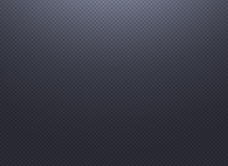 metales: fondo negro con textura con el modelo de fibra de carbono Foto de archivo