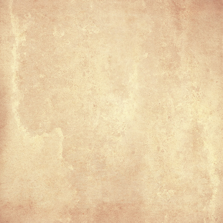 brown background: Old blank sheet of paper. Abstract grunge background Stock Photo