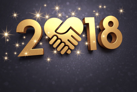 A brand new year 2018 dating