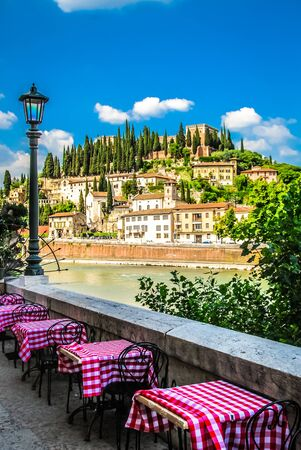 Al Fesco Dining Tables - Verona, Italy