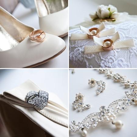 bridal dress: Gioielli set