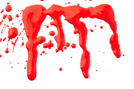 blood set photo