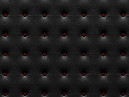 buttoned: Buttoned on the red Texture. Repeat pattern. render 3D