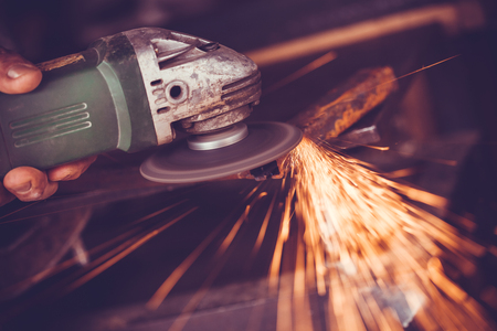 pitting: overwrites the master of welding seams angle grinder