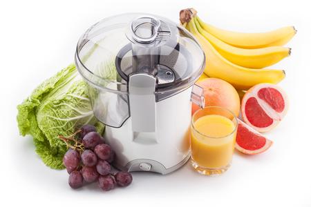 juicer machine isolated on white background
