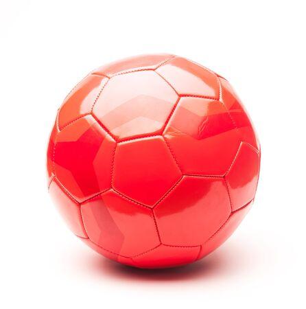 football ball, isolated on white Stock fotó