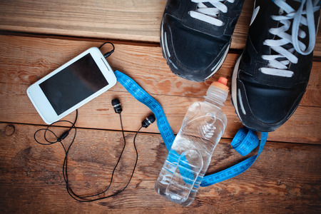 fitness hombres: establecido para las actividades deportivas