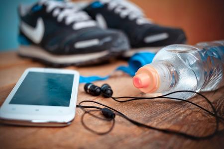 corriendo: establecido para las actividades deportivas