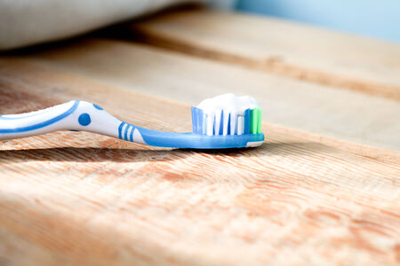 fluoride: Toothbrushes