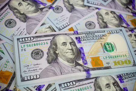 onehundred: The new U.S. 100 dollar bill