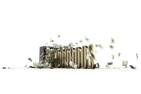 million dollars: vintage safe and million dollars