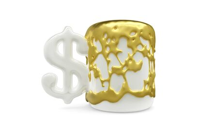 Mug-dollar gold expires photo