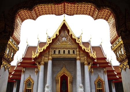 Wat Benjama in Bangkok, Thailand