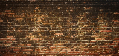 The surface of a brick  photo