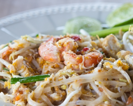 Stir Thailand is famous for its delicious food and Thailand. Stock Photo - 16660060