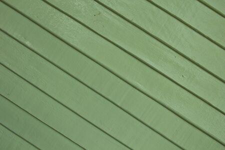 Green background, made ​​from beautiful wood photo