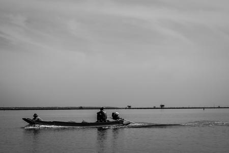 livelihoods: Livelihoods of fishermen in the Gulf of Thailand.