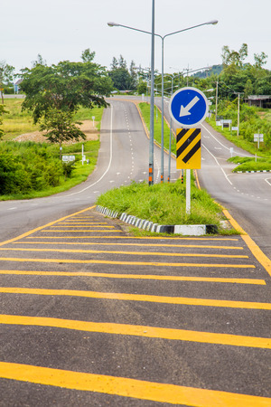 highroad: highroad in thailand Stock Photo
