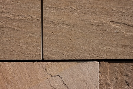 Detail of a wall made with big blocks of granite Stock Photo - 18963638