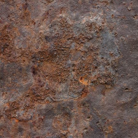 Raw rusty metal texture background Stock Photo - 19400301