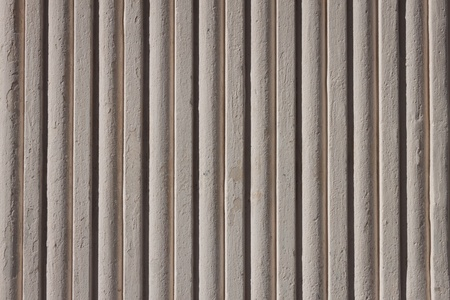 stony: Vertical stony lines texture background with shadows Stock Photo
