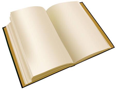 rundown: antique book
