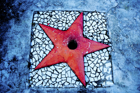eternal: the eternal flame in the form of a red star