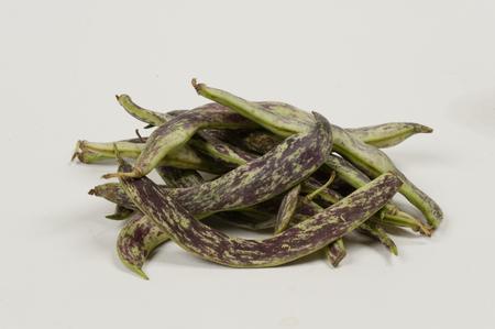 handful: handful of green beans