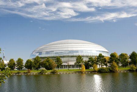 dynamo: Dynamo sports palace Krylatskoye.