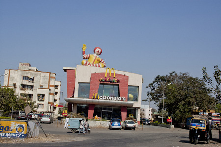 pune: McDonalds in the Indian city of Pune