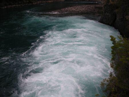 punta arenas: river at Punta arenas park