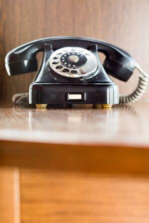 Millésime téléphone  Banque d'images - 58379325