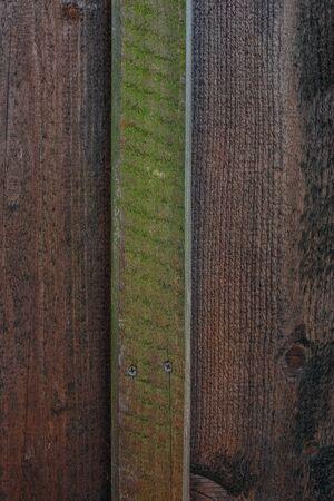 brown green wooden texture background