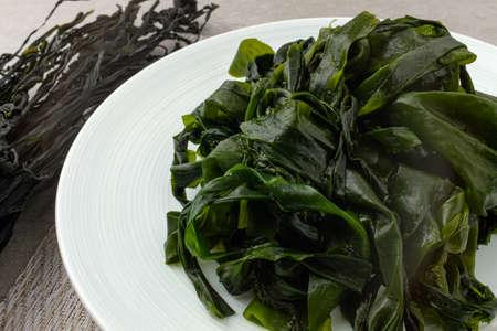 Healthy seaweed.