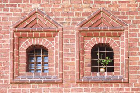 2 old windows photo