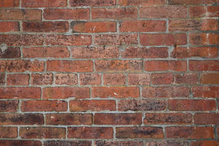 Red Brick wall background wallpaper