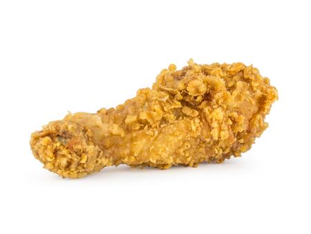 drumsticks: Golden brown fried chicken drumsticks