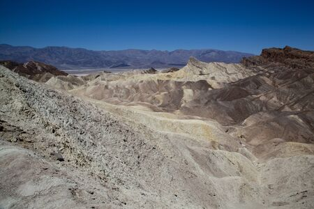 Zabriskie Point, USA photo