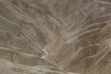 Zabriskie Point, Death Valley National Park, USA Stock Photo - 14774202