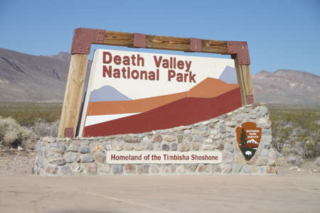 death valley: Death Valley National Park, USA