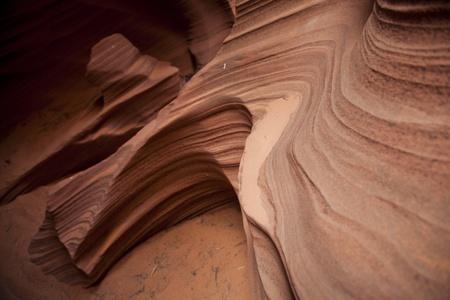 Antelope Canyon in Arizona, USA photo
