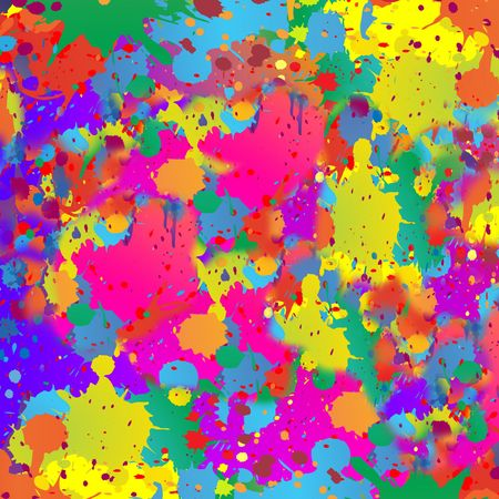 wet paint: Abstract background resembling wet splattered paint pattern