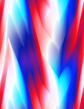 Red, white and blue colorful background, great for holidays photo